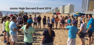 Junior High Servant Event